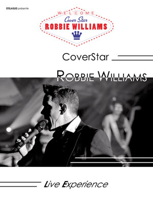 COVER STAR ROBBIE WILLIAMS