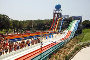 PARC AQUATIQUE WATER WORLD