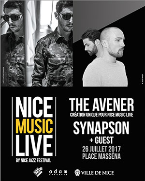 THE AVENER+SYNAPSON+NICOLAS MONIER