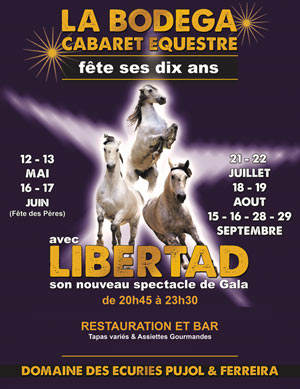 SPECTACLE LIBERTAD