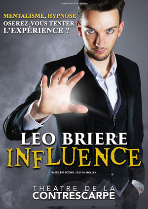 LEO BRIERE - INFLUENCE