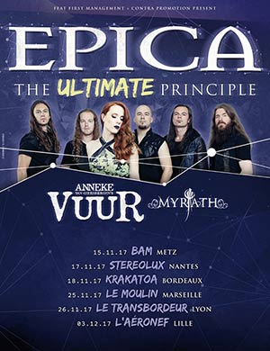 THE ULTIMATE PRINCIPLE TOUR
