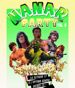 NANAR PARTY VOL. 8