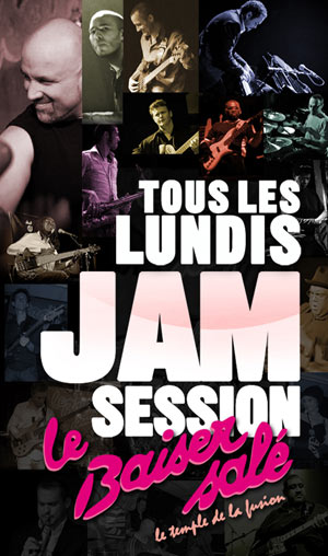 JAM SESSION HOMMAGE A RAY BARRETTO