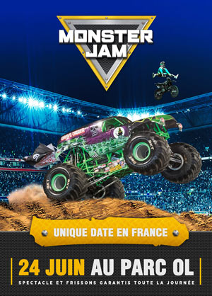 MONSTER JAM LYON
