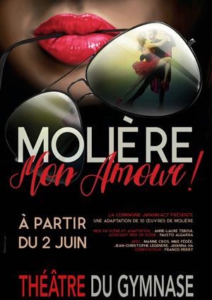 MOLIERE MON AMOUR