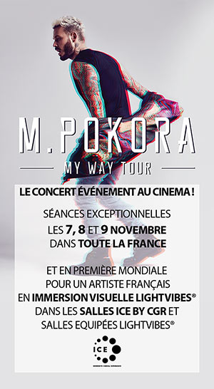 M. POKORA MY WAY TOUR