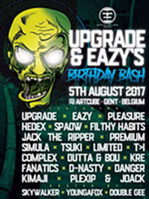 UPGRADE + EAZY'S BIRTHDAY BASH