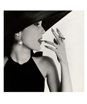 IRVING PENN - BILLET SIMPLE