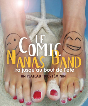 LE COMIC NANAS BAND