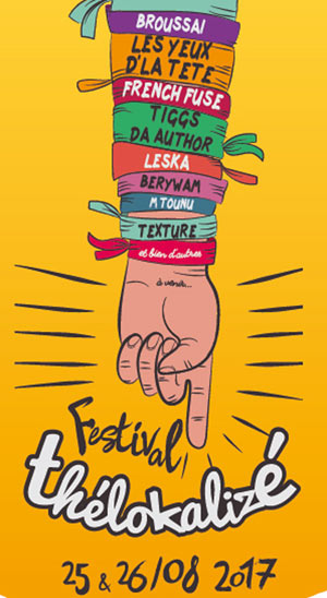 FESTIVAL THELOKALIZE #8 - PASS 2J