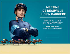 MEETING DEAUVILLE LUCIEN BARRIERE