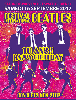 FESTIVAL INTERNATIONAL BEATLES