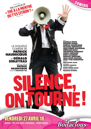 SILENCE ON TOURNE