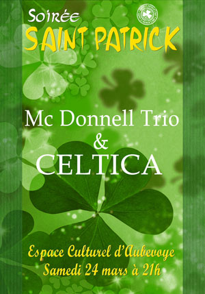 CELTICA & MC DONNELL TRIO