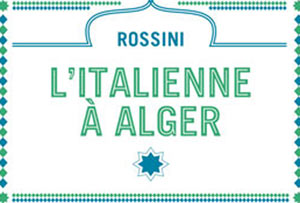 L'ITALIENNE A ALGER