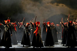 MACBETH - ROYAL OPERA HOUSE