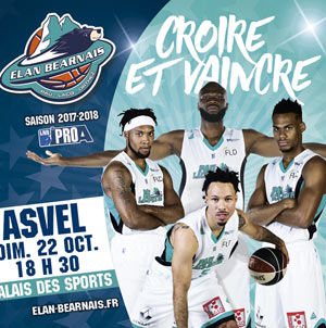 ELAN BEARNAIS / ASVEL