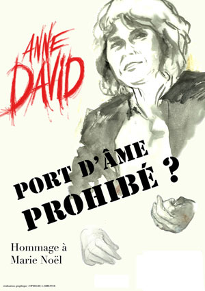 PORT D'AME PROHIBE ?