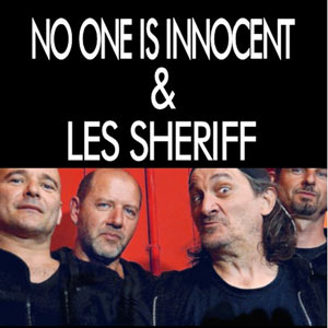 NO ONE IS INNOCENT / LES $HERIFF