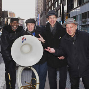 RAY ANDERSON'S POCKET BRASS BAND