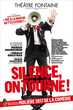 SILENCE, ON TOURNE