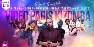 STAGE KIZOMBA + PRATIQUE