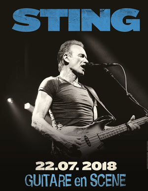 STING+SCOTT SHARRARD+THE TWO...
