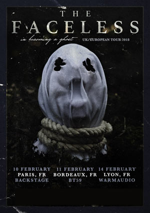 THE FACELESS + GUESTS