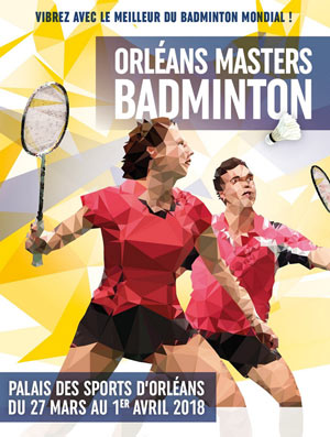 ORLEANS MASTERS - PASS 3 JOURS