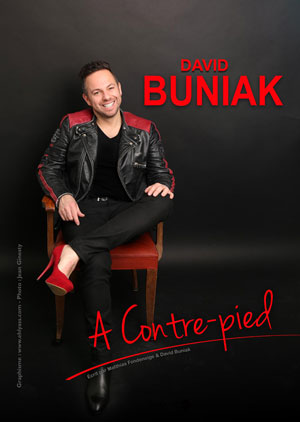 DAVID BUNIAK- A CONTRE-PIED