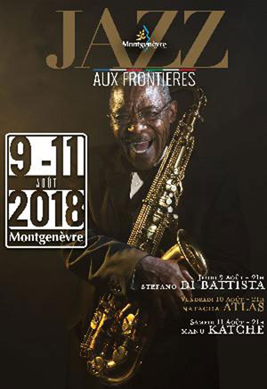 JAZZ AUX FRONTIERES - PASS 3 JOURS