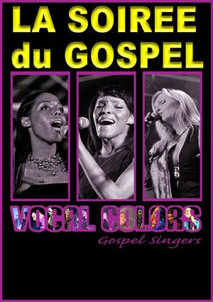 LA SOIREE DU GOSPEL