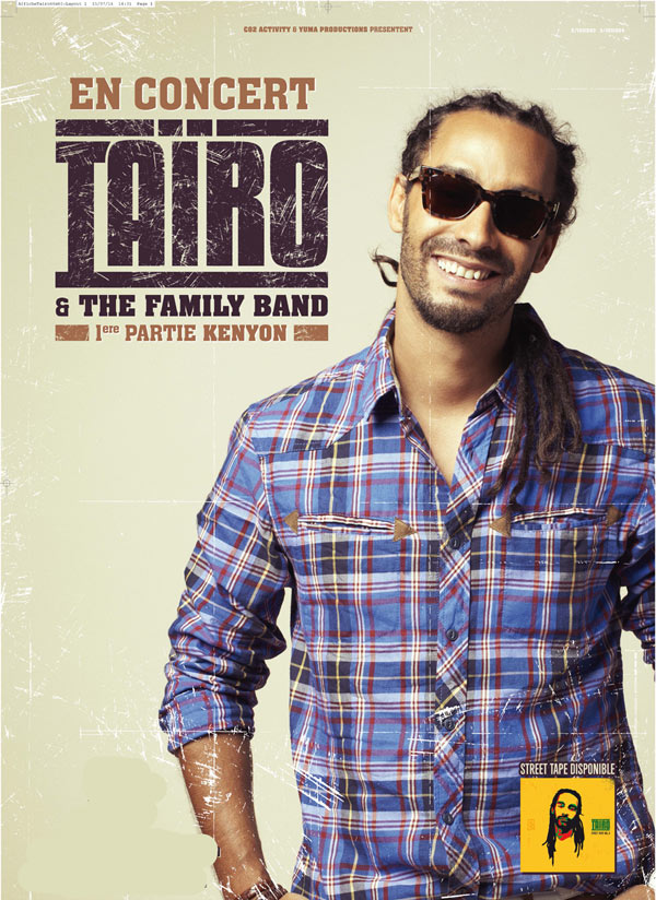 TAIRO & THE FAMILY BAND
