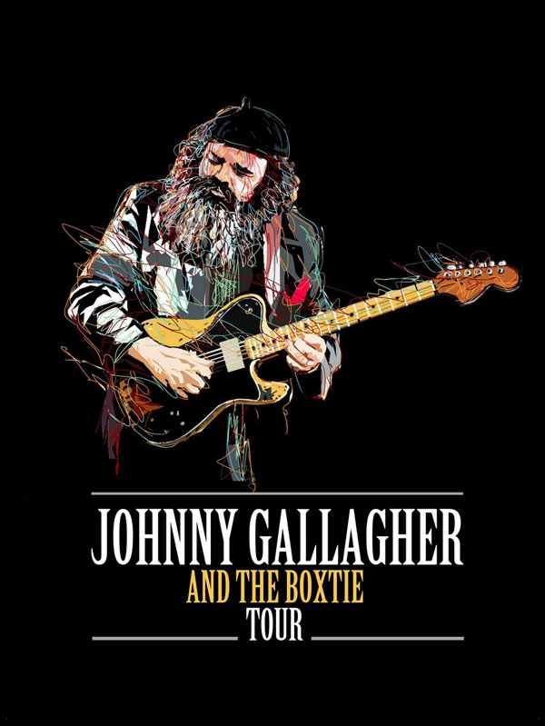 JOHNNY GALLAGHER & THE BOXTIE BAND