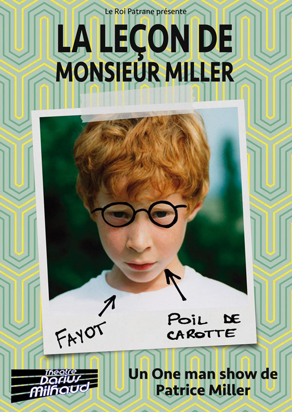 LA LECON DE MONSIEUR MILLER