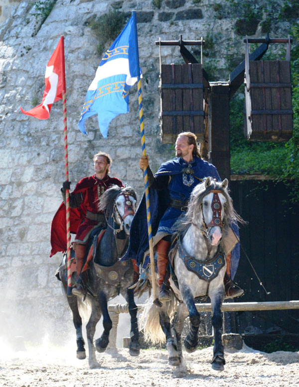 PASS PROVINS + SPECTACLE LA LEGENDE
