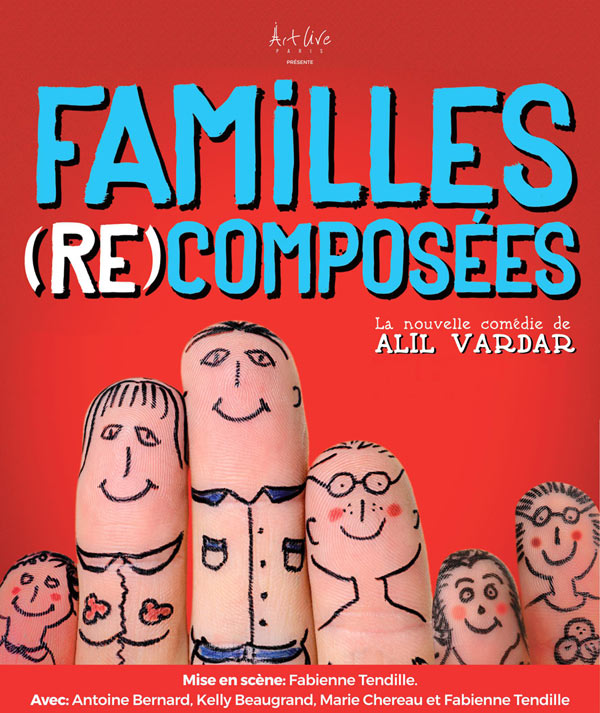 FAMILLE (RE)COMPOSEES