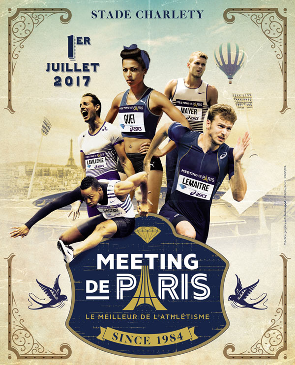 MEETING DE PARIS 2017