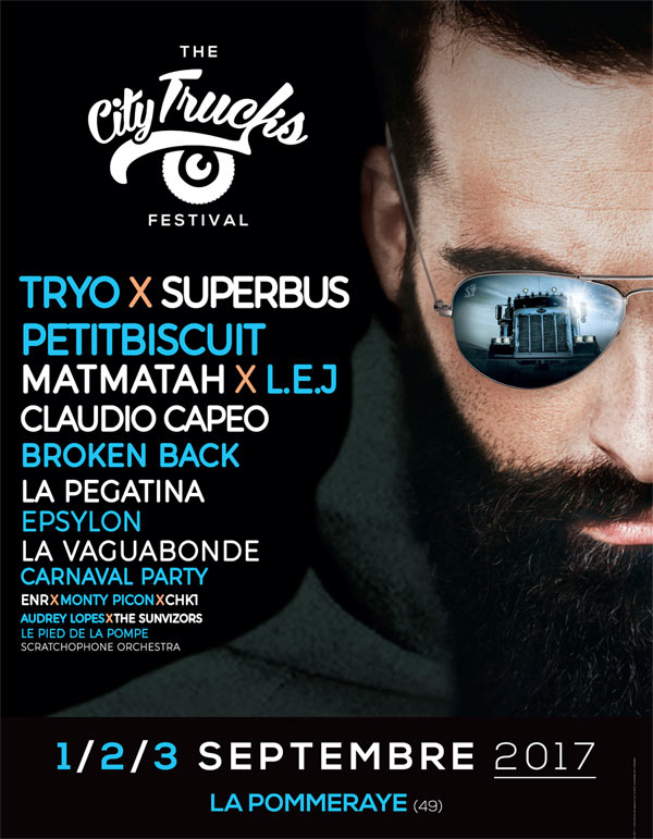 THE CITY TRUCKS FESTIVAL - PASS 2 J