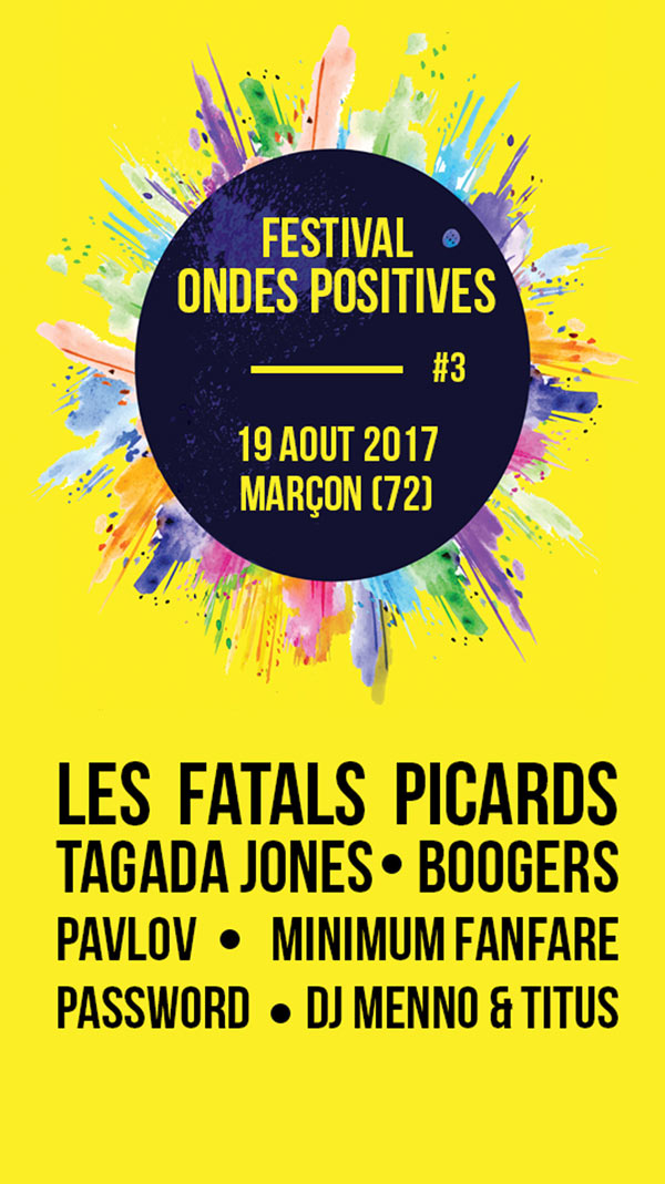 FESTIVAL ONDES POSITIVES
