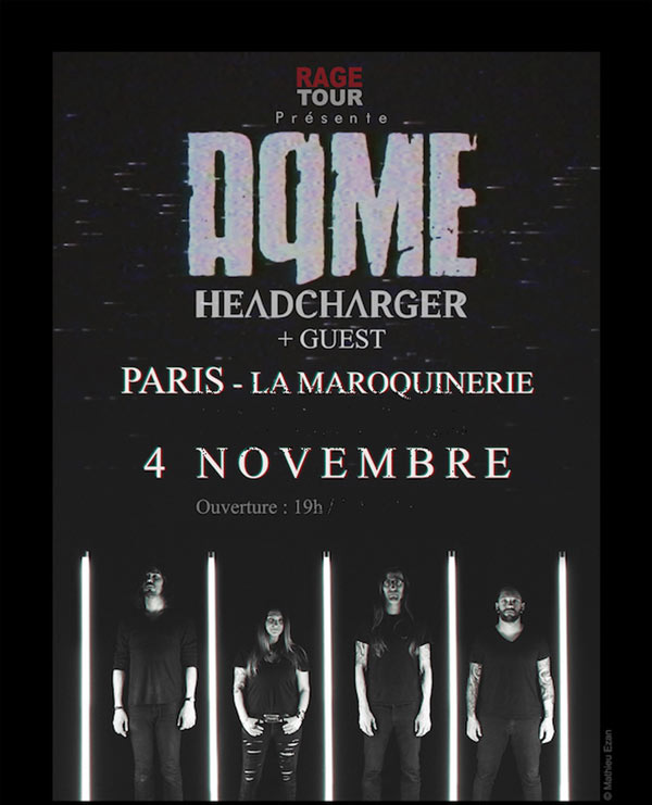 AQME, HEADCHARGER +GUESTS