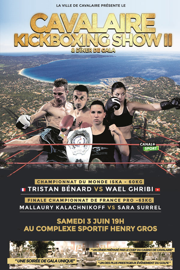 CAVALAIRE KICKBOXING SHOW