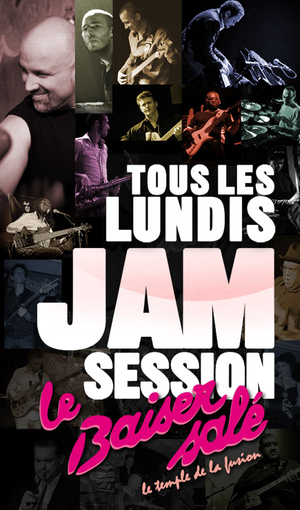JAM SESSION HOMMAGE A DAVID SANBORN