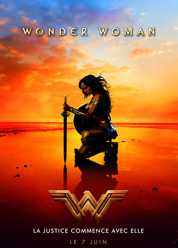 AVP : WONDER WOMAN