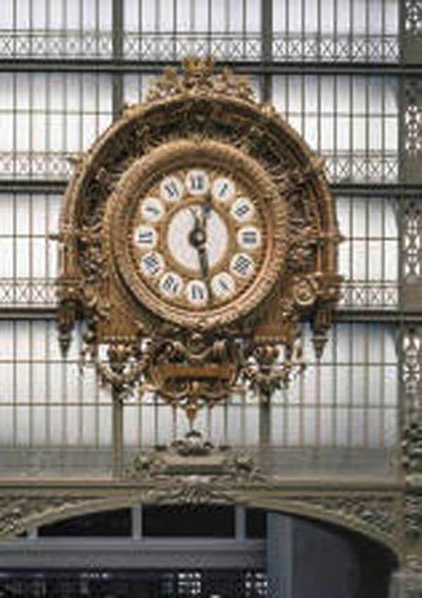 MUSEE D'ORSAY - ENTREE JOURNEE