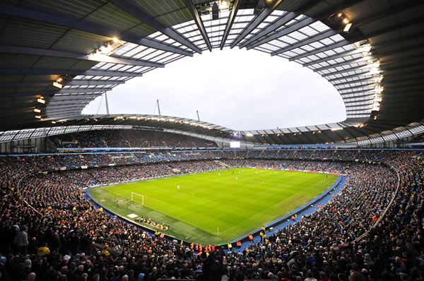 MANCHESTER CITY / WEST BROMWICH