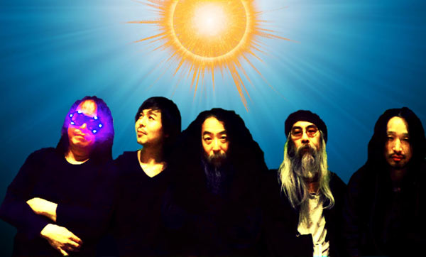 ACID MOTHERS TEMPLE+ MERIL WUBSLIN