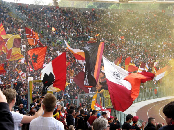 AS ROMA / CHIEVO VERONA