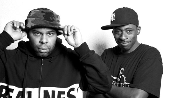 PETE ROCK & CL SMOOTH + DJ DJEL